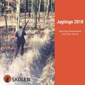 Jagttegnskursus 2018